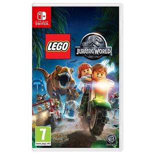Switch game LEGO Jurassic World