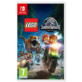 Switch game LEGO Jurassic World