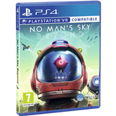 Игра для PlayStation 4, No Mans Sky