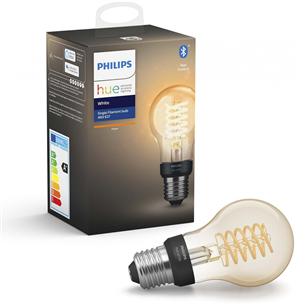 Nutivalgusti Philips Hue White Vintage Bluetooth (E27)