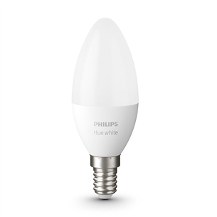 Умная лампа Philips Hue White Bluetooth (E14) 929002039901