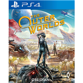 Игра The Outer Worlds для PlayStation 4