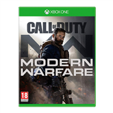 Xbox One mäng Call of Duty: Modern Warfare