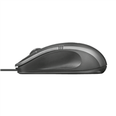 Juhtmega optiline hiir Trust Ivero Compact