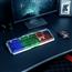 Juhtmega klaviatuur + hiir Trust GXT 845 Tural Gaming Combo (SWE)