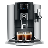 Espressomasin JURA E8 Chrome 2018