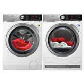 Washing machine + dryer AEG (9 kg + 9 kg)