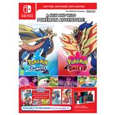Switch mängud Pokemon Sword + Shield