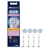 Varuharjad Braun Oral-B Sensi UltraThin 4tk