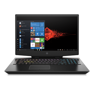 Notebook HP OMEN 17-cb0030no