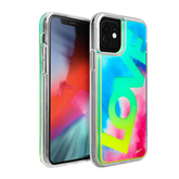 iPhone 11 case Laut NEON LOVE
