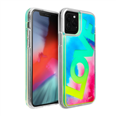iPhone 11 Pro case Laut NEON LOVE