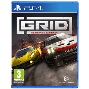 PS4 mäng GRID Ultimate Edition