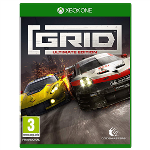Xbox One mäng GRID Ultimate Edition