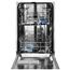 Интегрируемая посудомоечная машина Electrolux / 9 комплектов