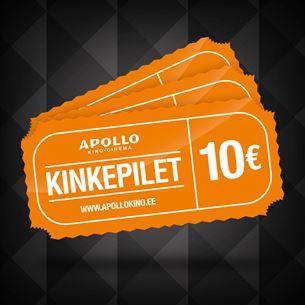 Apollo Cinema 10€ giftcard