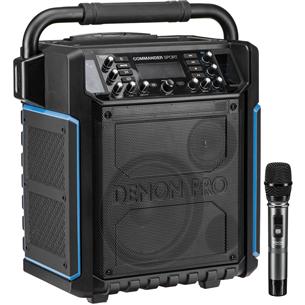 Muusikasüsteem Denon Commander Sport