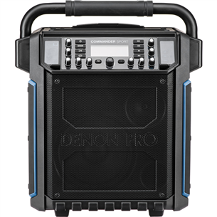Music system Denon Commander Sport