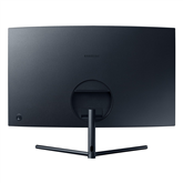 32 nõgus Ultra HD LED VA-monitor Samsung