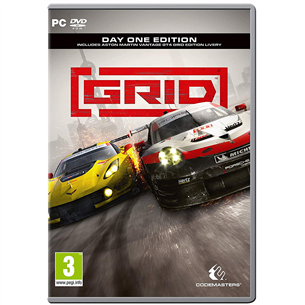 Игра для ПК, GRID Day One Edition