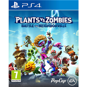 PS4 mäng Plants vs. Zombies: Battle for Neighborville 5030948121746