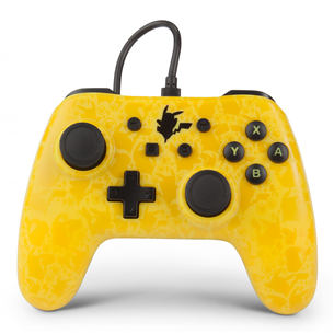 Nintendo Switch controller PowerA Pikachu