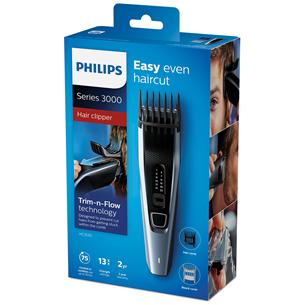 Juukselõikur Philips Hairclipper series3000