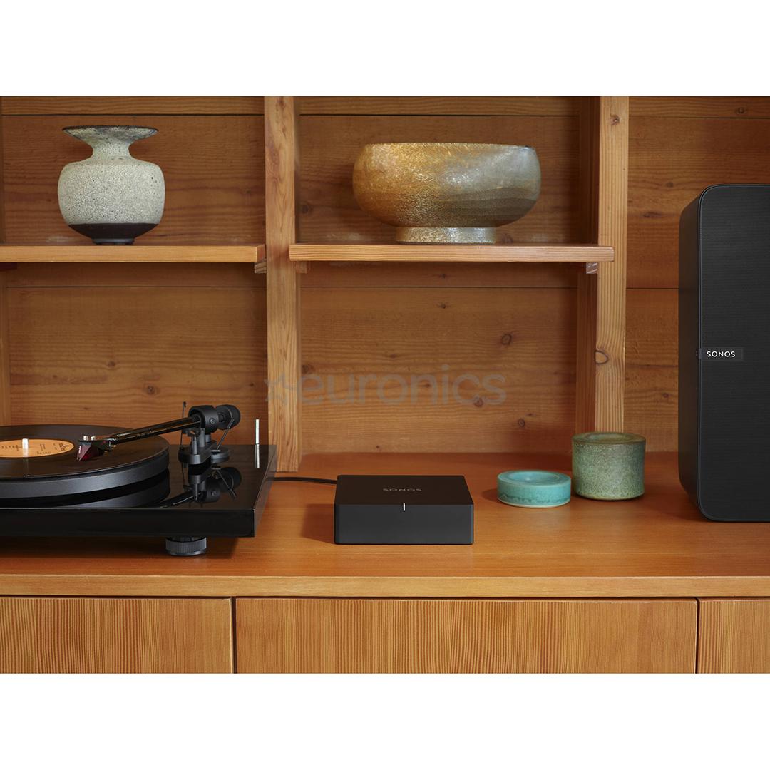 Multiruum adapter Sonos Port