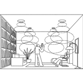 Süvistatavad laekõlarid Sonos In-Ceiling by Sonance