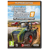 PC game Farming Simulator 19 Platinum Edition