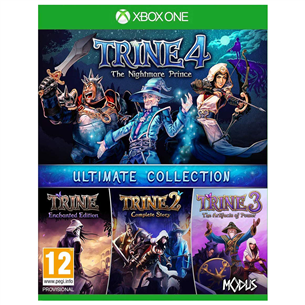 Xbox One game Trine 4 Ultimate Collection