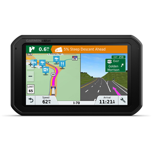 GPS veokile Garmin Dezl 780LMT-D