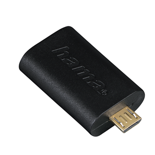 Adapter USB -- Micro USB Hama
