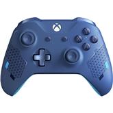 Беспроводной игровой пульт Microsoft Xbox One Sports Blue
