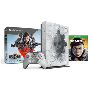 Gaming console Microsoft Xbox One X (1 TB) Gears 5 Limited Edition