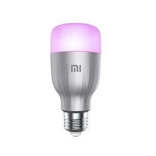 Smart bulb Xiaomi Mi LED E27 (white and color)