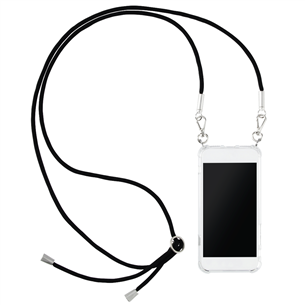 iPhone 11 Pro Hama Cross-Body Cover with Hanging Cord 00172320