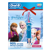 Electric toothbrush Braun Oral-B Frozen + cup