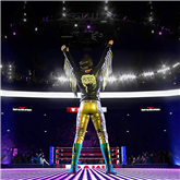 PS4 mäng WWE 2K20