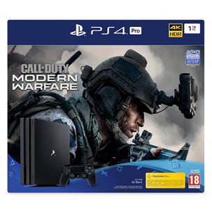 Mängukonsool Sony PlayStation 4 Pro (1 TB) Call of Duty: Modern Warfare