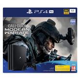 Mängukonsool Sony PlayStation 4 Pro (1 TB) Call of Duty: Modern Warfare