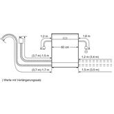 Integreeritav nõudepesumasin Bosch  (13 nõudekomplekti)