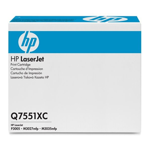 Toner HP 51X (black)