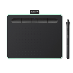 Pen tablet Intuos S, Wacom / Bluetooth CTL-4100WLE-N