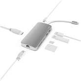 Док-станция Hama 7-in-1 USB-C