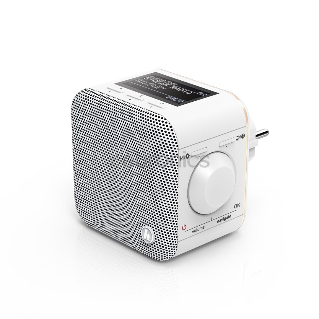 Wall plug radio Hama