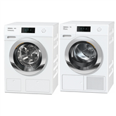 Washing machine + dryer Miele (9 kg / 9 kg)