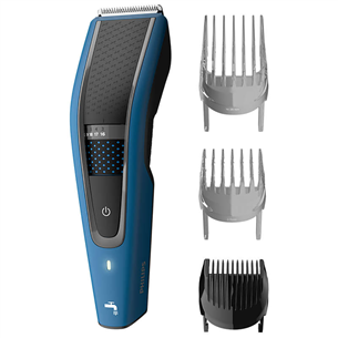 Hairclipper Philips Series 5000 + beard comb HC5612/15