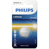 Patarei Philips CR2025 3 V Lithium