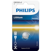Patarei Philips CR1220 3 V Lithium